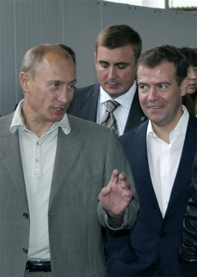 Medvedev is a close ally of Putin and seen as someone who will implement 'Putin's Plan' not only because he is loyal, but because he helped create it.