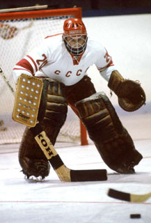 The USSR was a nearly unstoppable force in hockey.