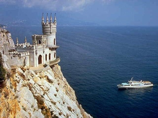 Crimea-Ukraine-water