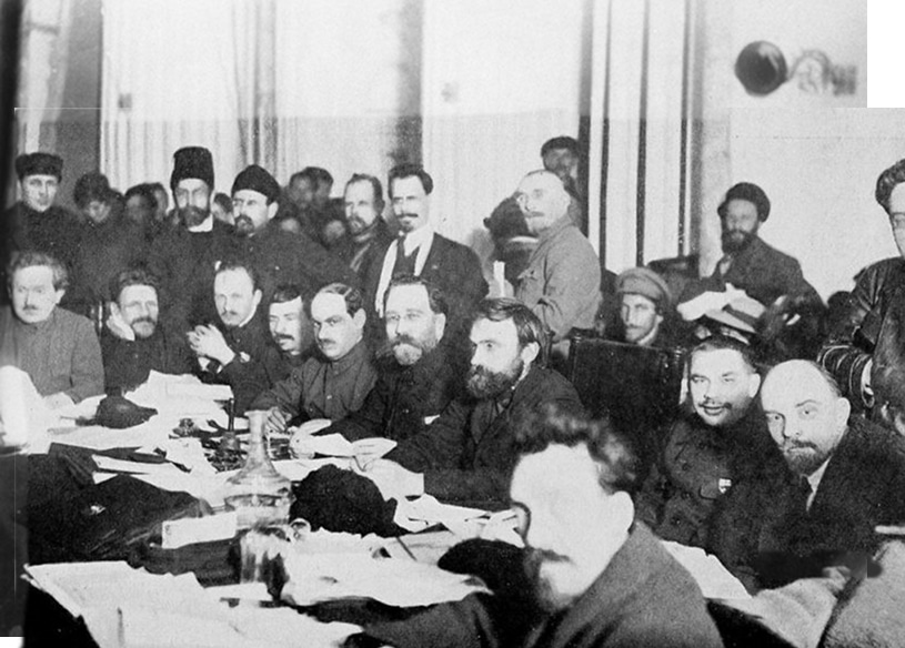 a history of socialism in russia and the bolshevik revolution Russian revolution of 1917: the bolshevik revolution in russia had reinforced this trend and offered a model leadership in the russian revolution history of.