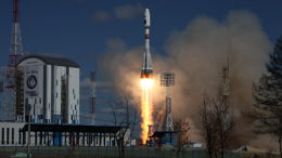 Russia's first rocket successfully takes of from Vostochny Cosmodrome. Credit: SpaceX