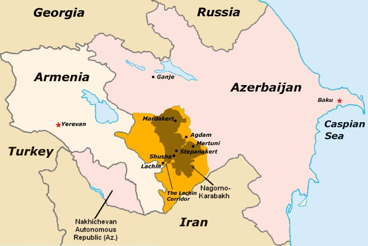 Nagorno-Karabakh_Occupation