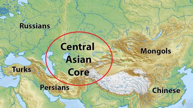 core area meaning