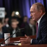 Vladimir Putin's Annual News Conference in Side-by-Side Translation