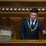 Volodymyr Zelensky - Campaign Platform in English